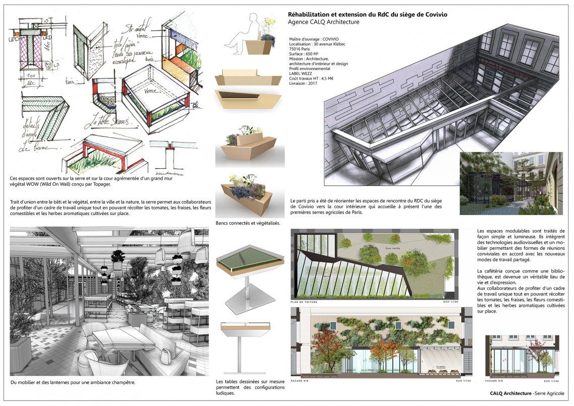 CALQ Architecture